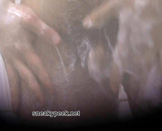 Sneaky Peek: Hot Guy Caught Naked In The Shower